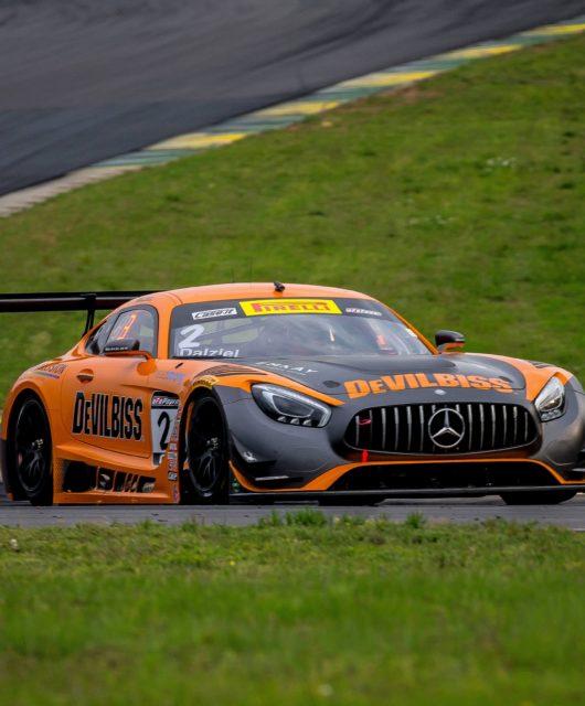 CRP Racing Mercedes-AMG GT3