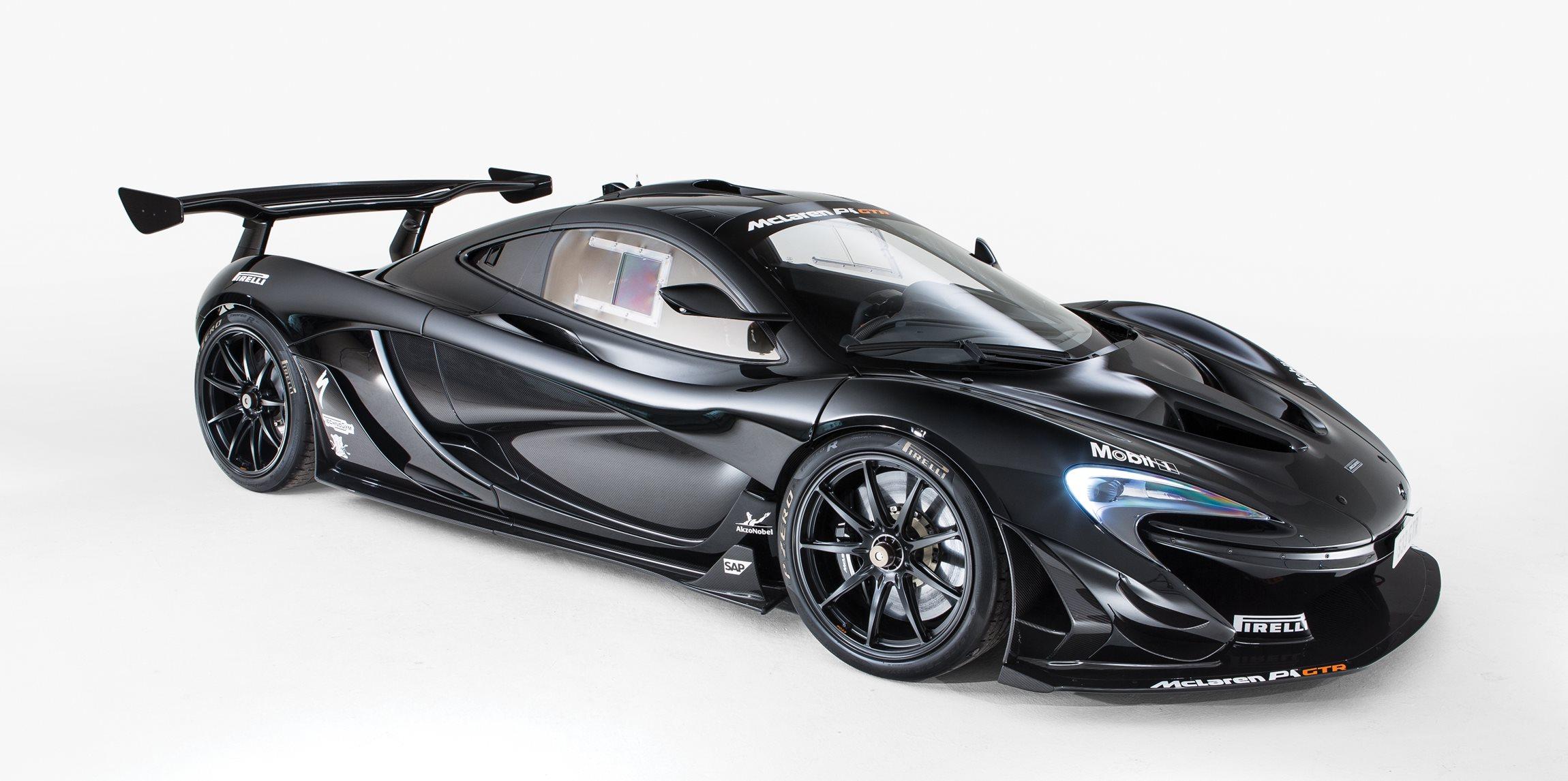 2016 McLaren P1 GTR 1
