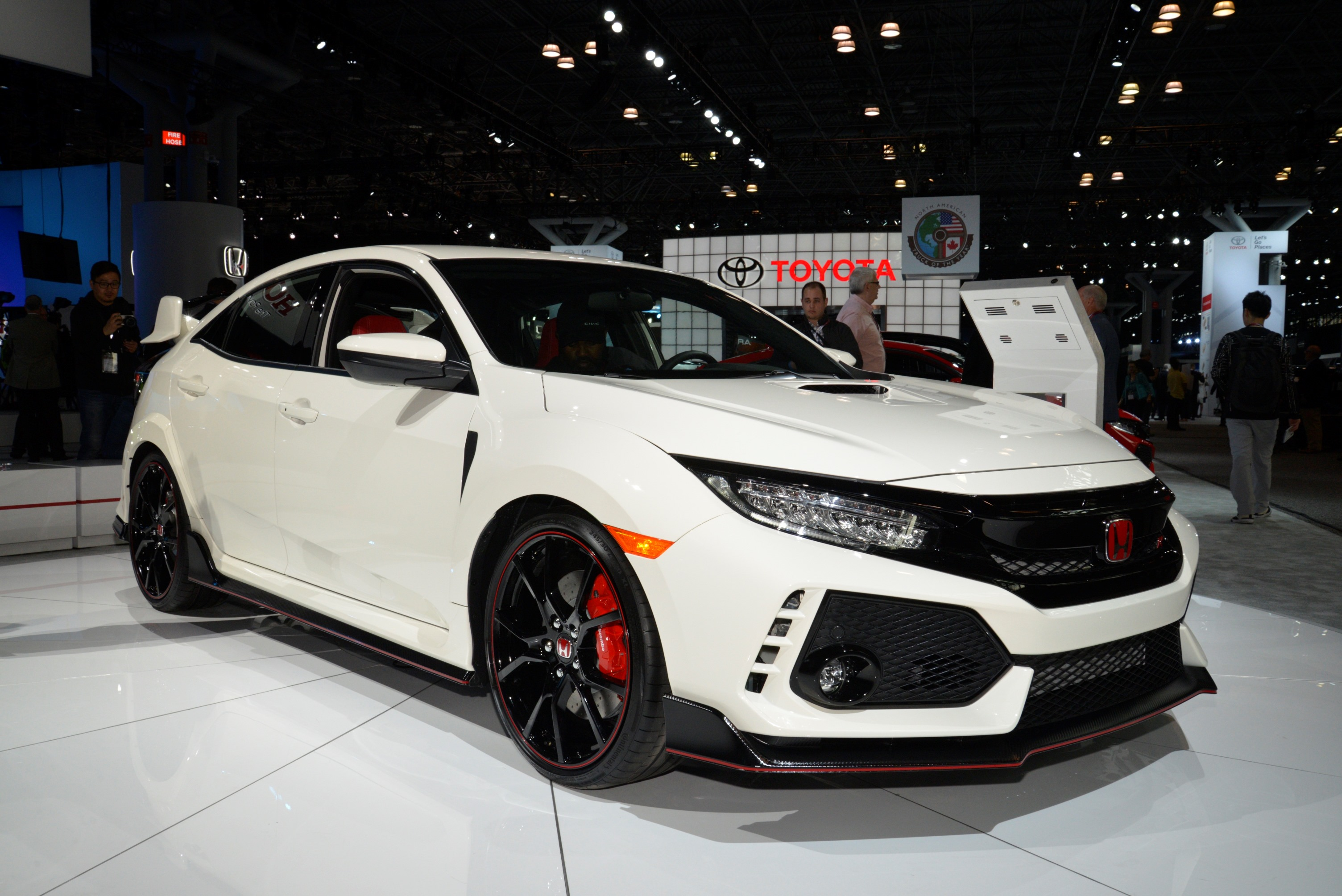 Honda Civic Type R USA5