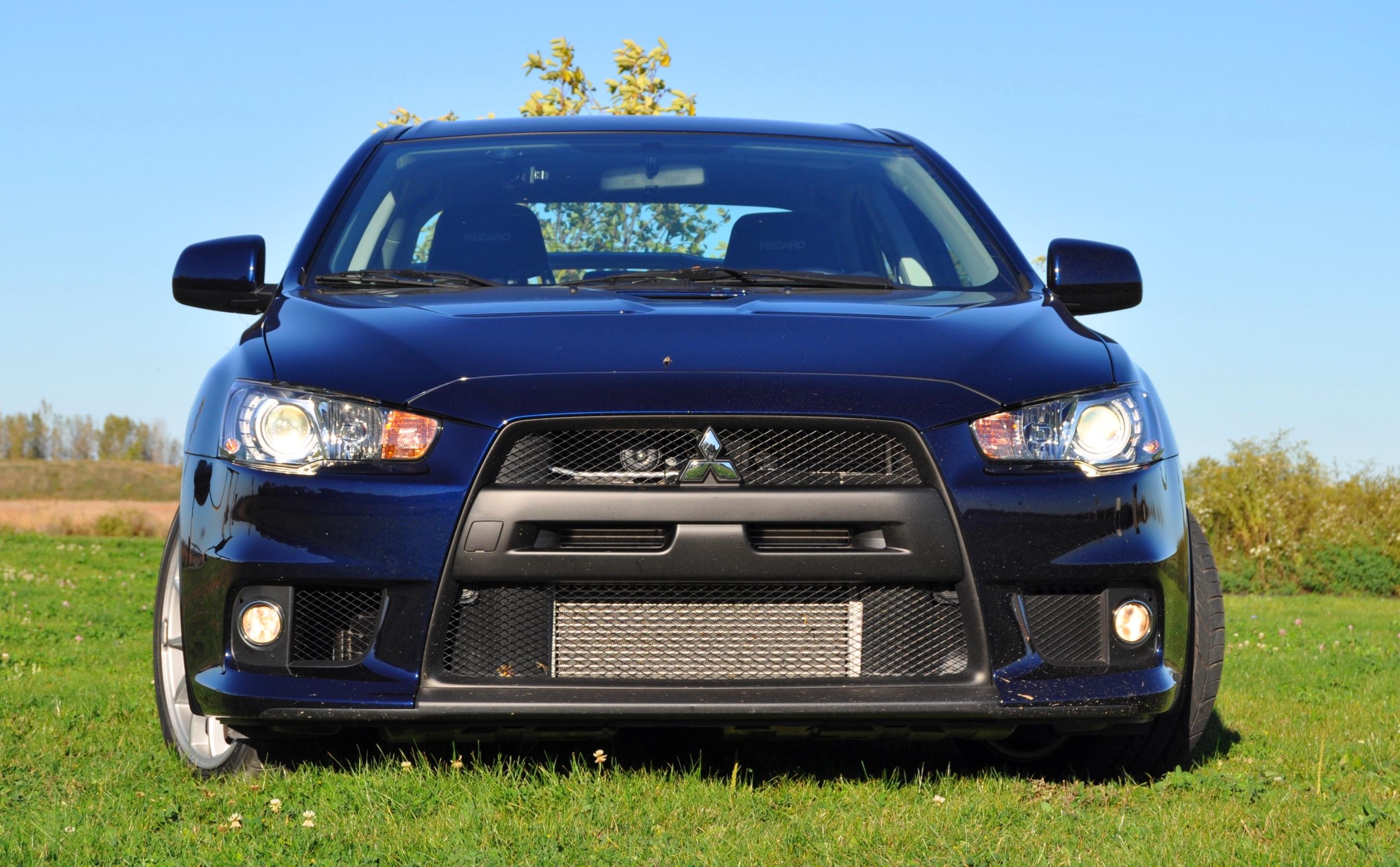 Mitsubishi Lancer Evolution GSR1