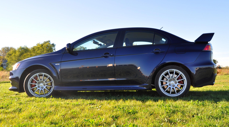 Mitsubishi Lancer Evolution GSR3