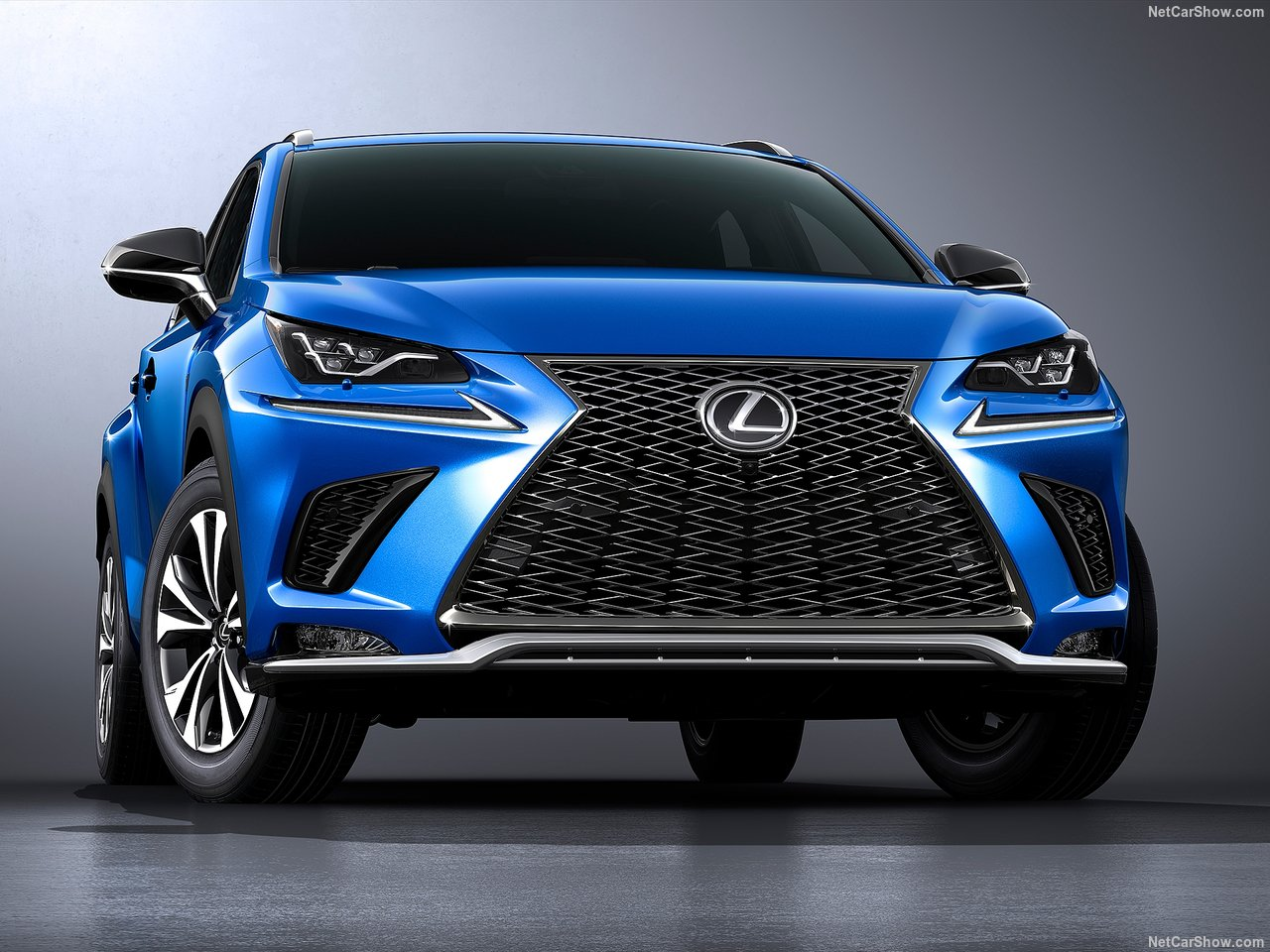 New Specs Revealed For The Lexus NX Car Tipster - Net car show
