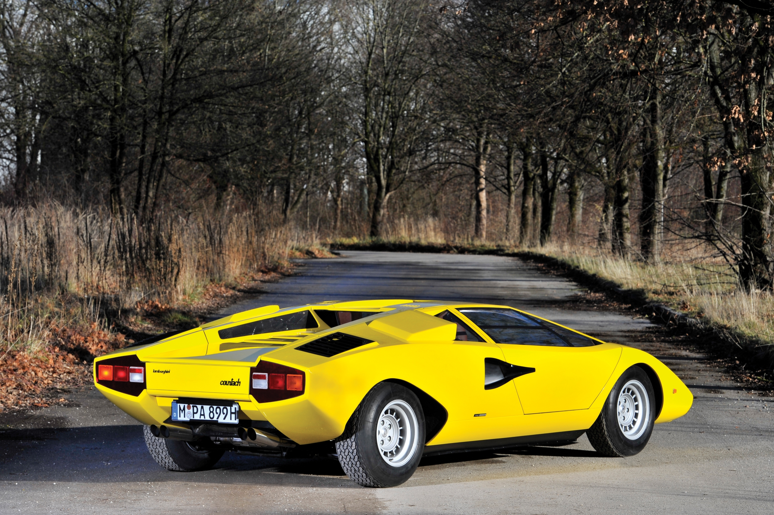 1975 Lamborghini