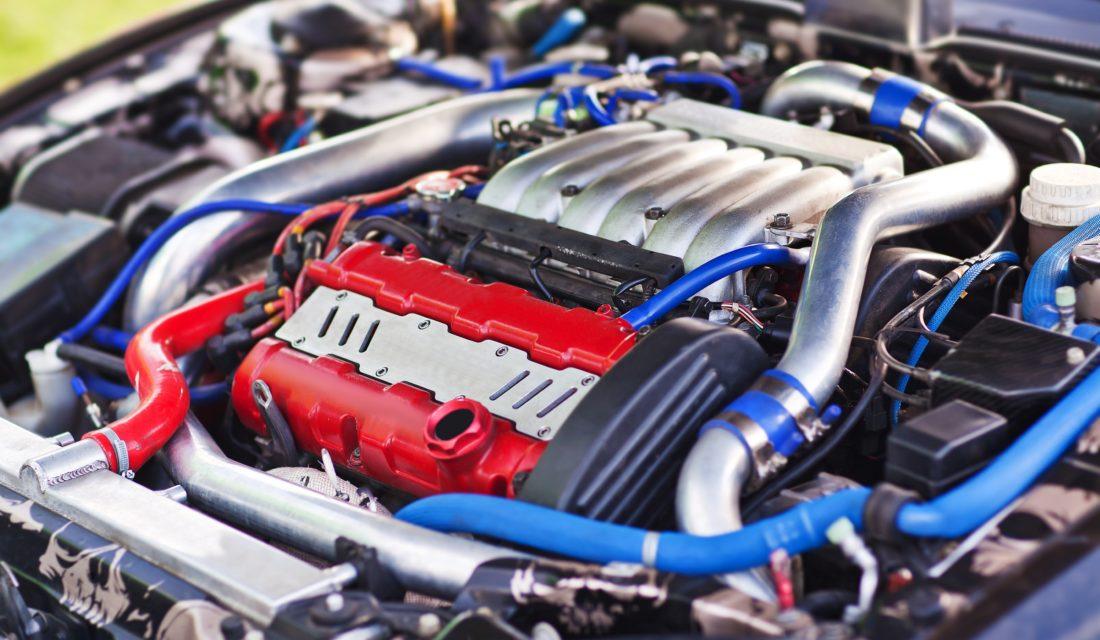Turbocharged motor