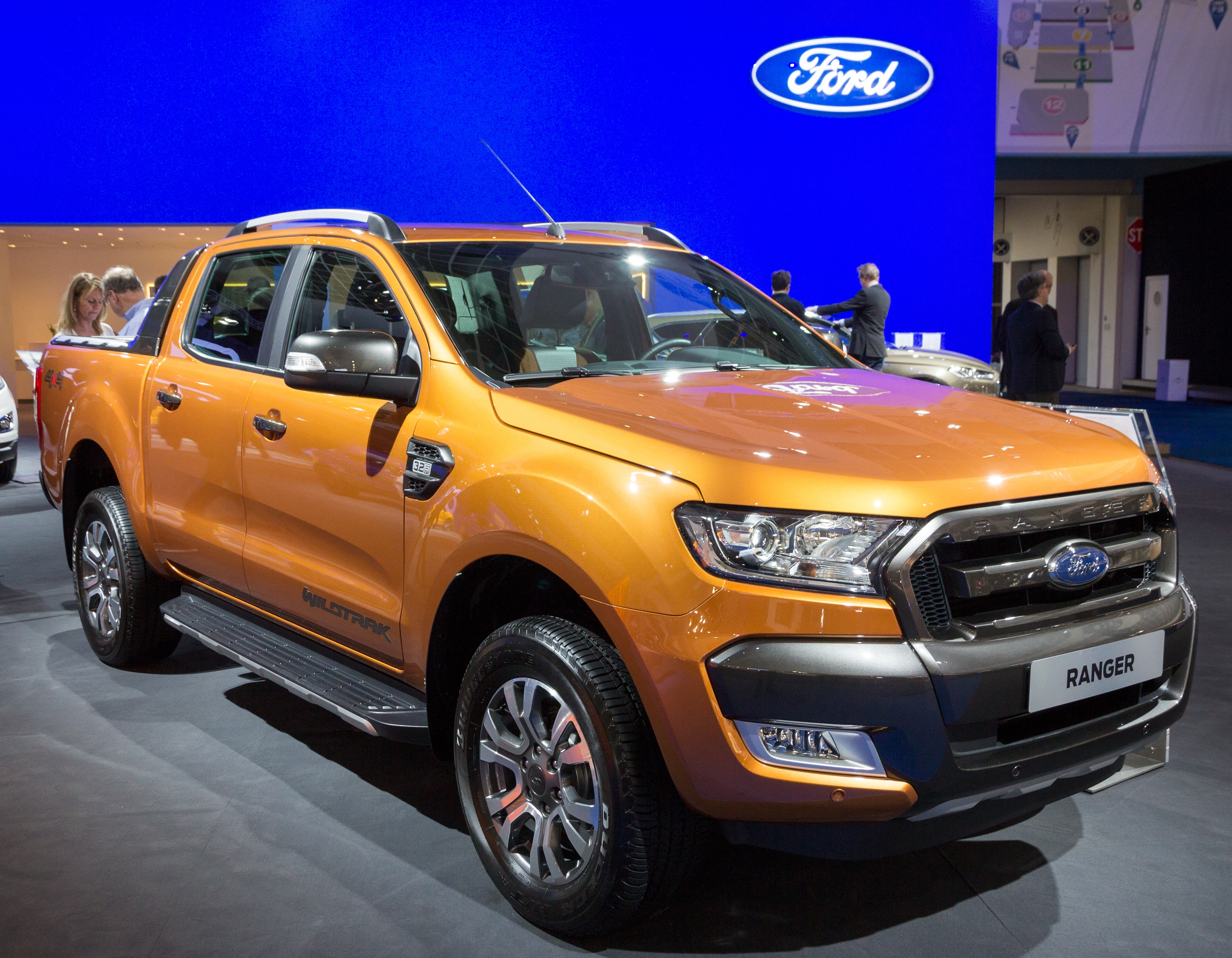 The return of the ford ranger is upon us car tipster for Current ford motor co stock price
