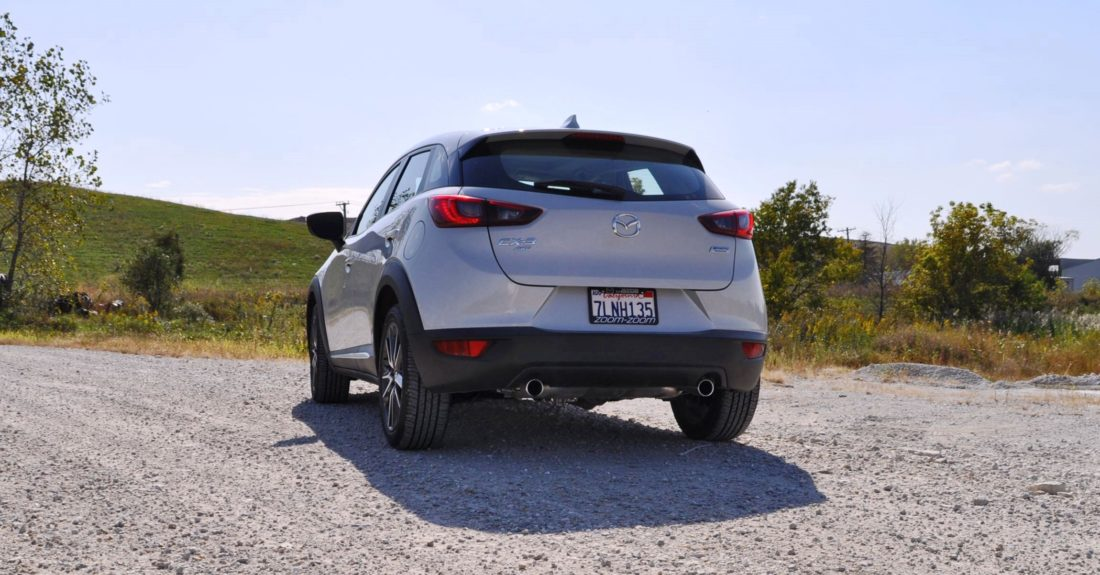 2016 Mazda CX-3 GT Review 41