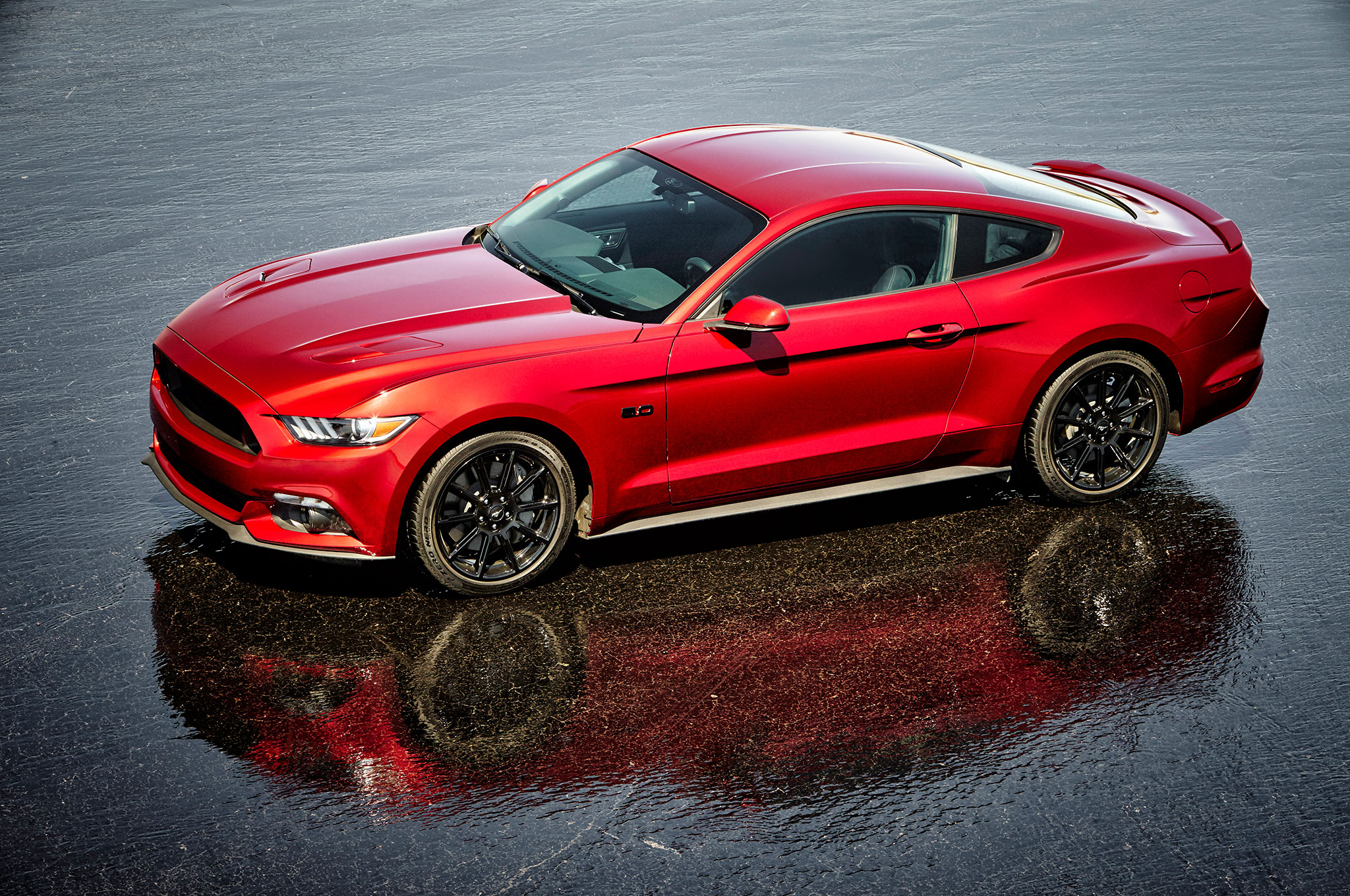Mustang Vs. Camaro Vs. Challenger: Which Automaker is Winning the ...