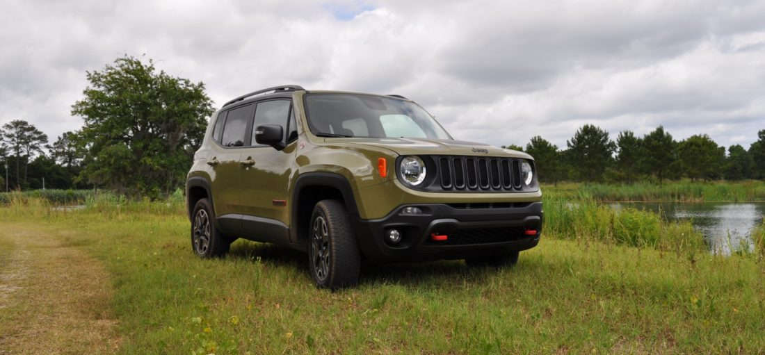 2017 Jeep Renegade 1